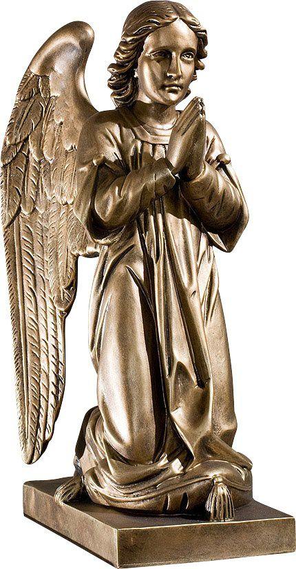 Anioł w Modlitwie - rzezba nagrobna