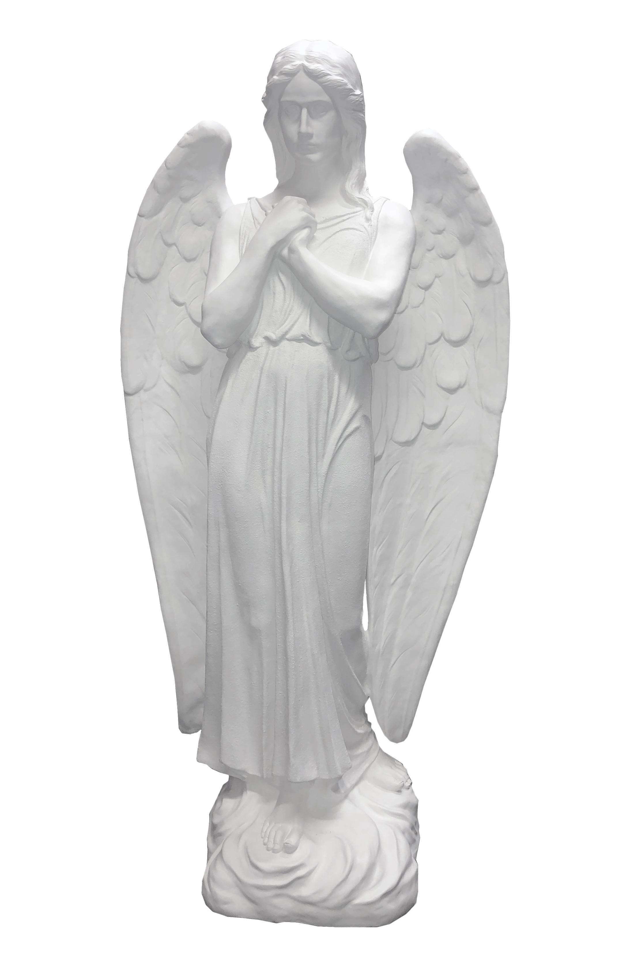 Aniol modlacy - rzezba nagrobna
