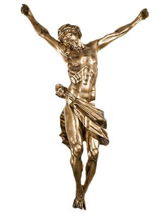 Pasyjka - Jezus cierpiacy - rzezba nagrobna